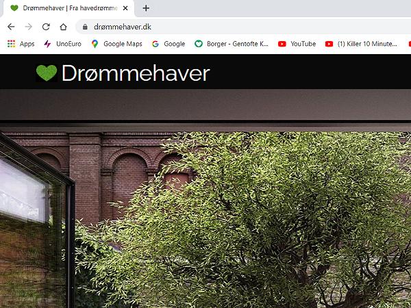 Drømmehaver_logo