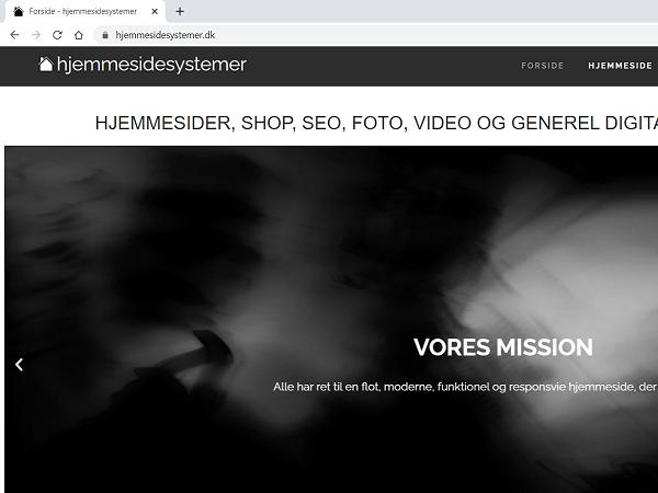 Hjemmesidesystem_logo