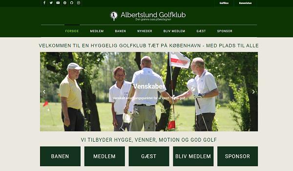 Albertslundgolf.dk